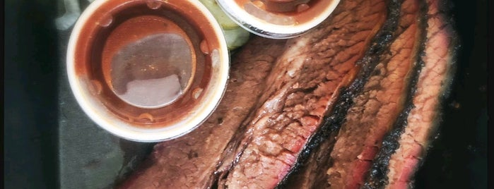 Liberty Barbecue is one of Round Rock.