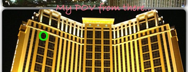 The Palazzo Resort Hotel & Casino is one of Lugares favoritos de Jason.
