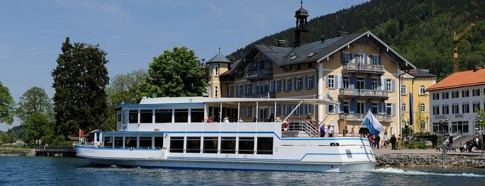 Bayerische Seenschifffahrt is one of Posti che sono piaciuti a Peter.
