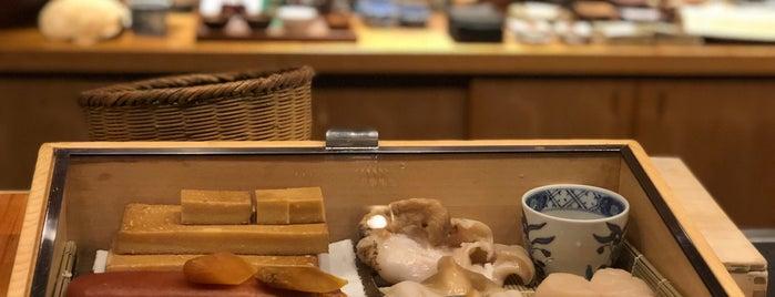 Nishiazabu Taku is one of Tokyo Sushi.