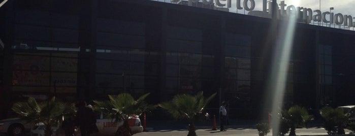 Aeropuerto Internacional de Tijuana (TIJ) is one of Por Hacer.