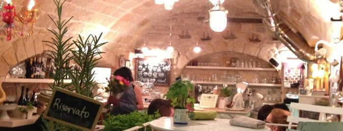 Mint Cucina Fresca is one of Puglia.