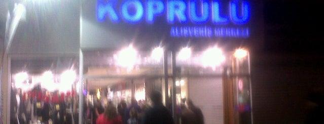 Köprülü Pasajı is one of Стамбул торговые центры.