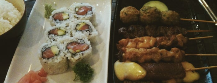 Yurong Sushi is one of Paris (17).