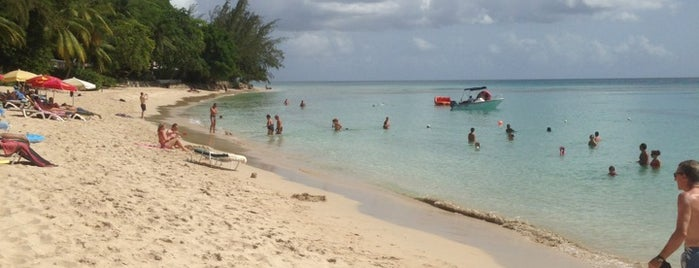Mullins Beach is one of Barbados.