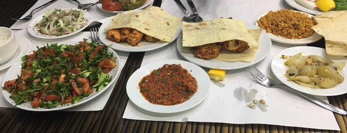 Suruç Ocakbaşı Kebap & Lahmacun is one of Posti salvati di Tuncay.