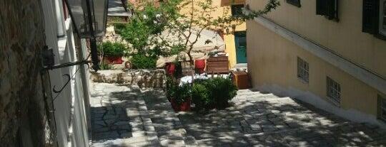 Stoa Anatolis is one of Fresh Athens.