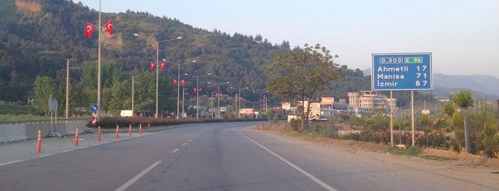 İzmir - Uşak Yolu is one of Orte, die Feridun gefallen.