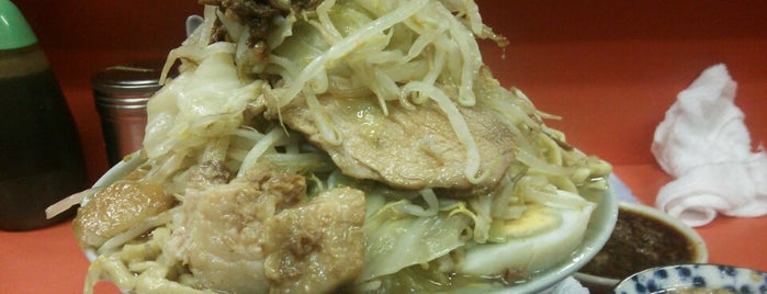 Ramen Fujimaru is one of Hide 님이 저장한 장소.