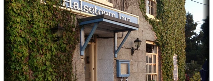 Halsetown Inn is one of Lugares favoritos de Christoph.