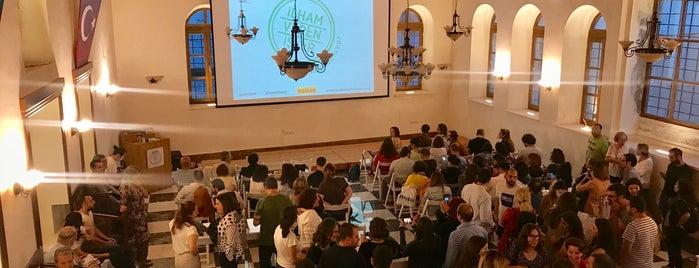 Portekiz Sinagogu is one of Synagogues In Turkey.