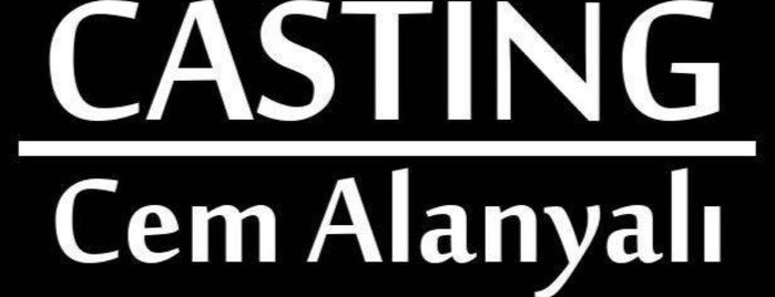CASTING Cem Alanyalı is one of Is.