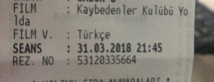 Cinemaximum is one of Diyarbakır.