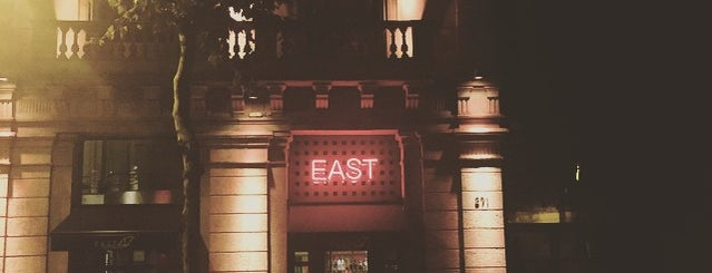 East 47 is one of Restaurantes ***.