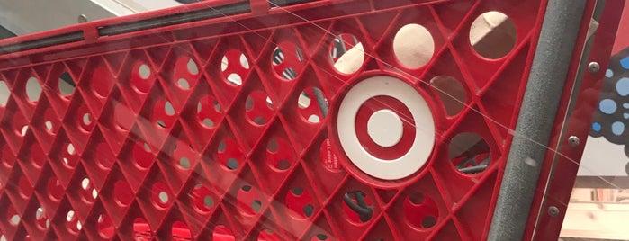 Target is one of Lieux qui ont plu à k.K.