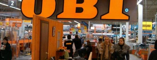 OBI is one of สถานที่ที่ Alexandra Zankevich ✨ ถูกใจ.
