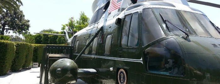 Richard Nixon Presidential Library & Museum is one of Aerospace Museums.