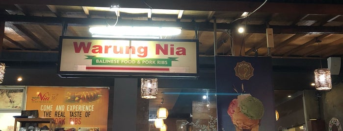 Warung Nia is one of Indonesia.