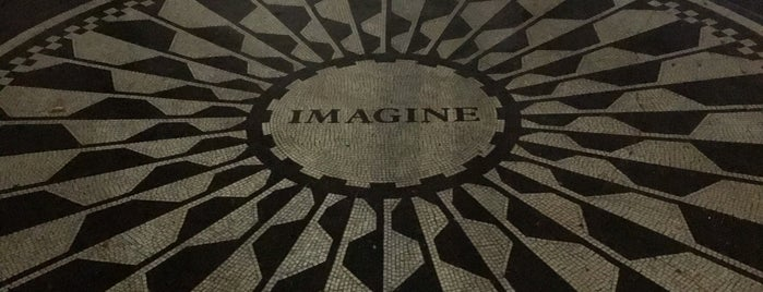 Imagine Circle is one of NYC.