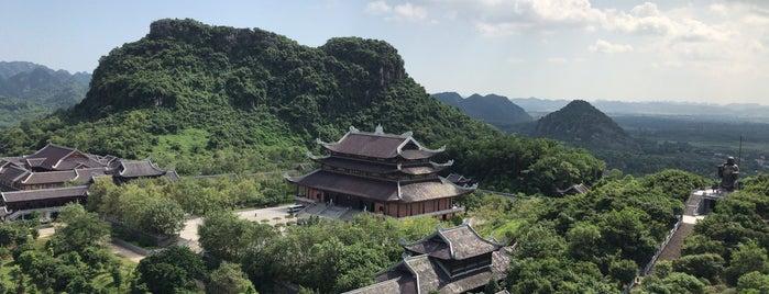 Bảo Tháp Chùa Bái Đính is one of Ninh Binh.