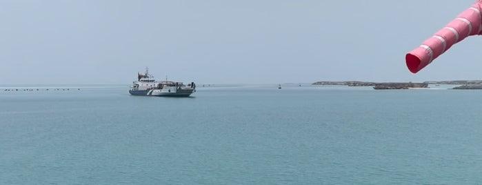 Farasan Ferry Port is one of Bucket list.