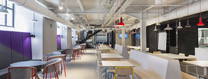 Campus Madrid by Google is one of Co-working Space.