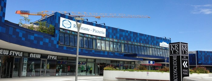 Centro Commerciale Laguna is one of Top 10 favorites places in Jesolo, Italia.