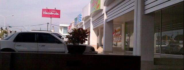 Plaza Hacienda is one of Tempat yang Disukai GIlberto.