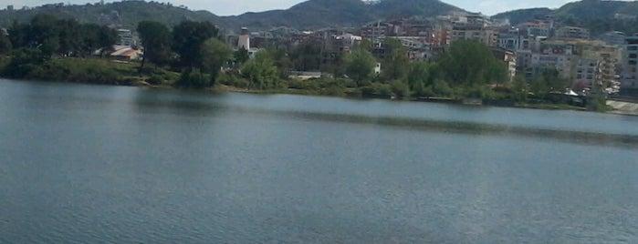 Liqeni Artificial i Tiranës (Artificial Lake) is one of Arnavutluk.