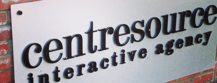 Centresource Interactive Agency is one of Tempat yang Disimpan David.