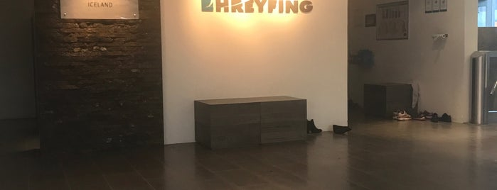 Hreyfing is one of Bye 2018.