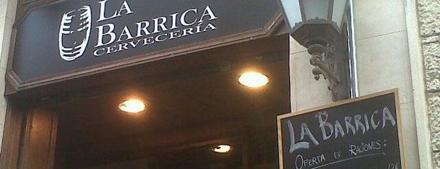La Barrica is one of Lista casi completa Pesadilla en la Cocina.
