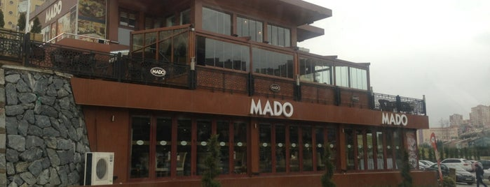 Mado is one of Locais curtidos por A.Kadir✈️🎉.
