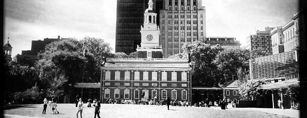 Independence Hall is one of US - Must Visit ( East Coast).