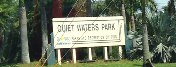 Quiet Waters Park is one of Lizさんのお気に入りスポット.