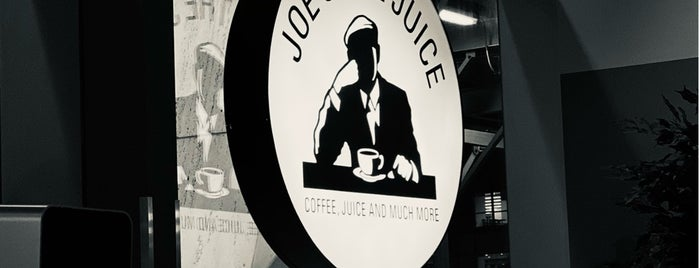 JOE & THE JUICE is one of Posti salvati di Lizzie.