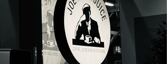 JOE & THE JUICE is one of Lizzie: сохраненные места.