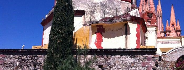 Casa Rosada is one of San miguel de allende.
