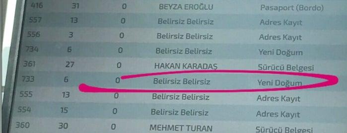Konya İl Nüfus ve Vatandaşlık Müdürlüğü is one of Mustafa Ahmet'in Beğendiği Mekanlar.