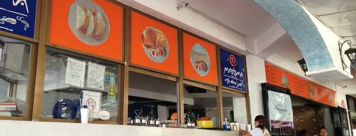 Marisma Fish Taco is one of Lugares por visitar.