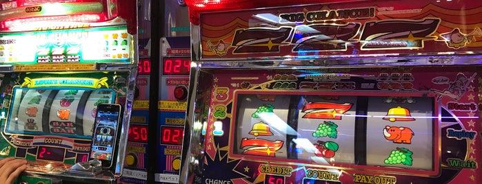 ゲームシティプラス川越店 is one of สถานที่ที่ Masahiro ถูกใจ.