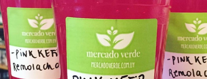 Mercado Verde is one of Uruguay.