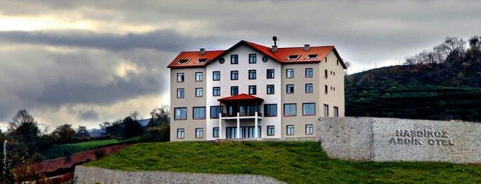 Hasdikoz Otel is one of Lugares favoritos de Yıldız.