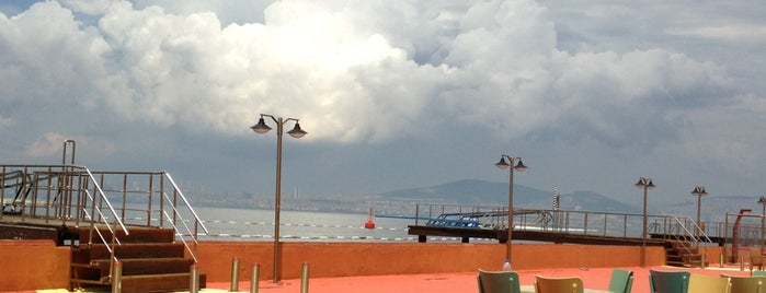 Kınalıada Su Sporları Kulübü (KSSK) is one of Nagehan : понравившиеся места.