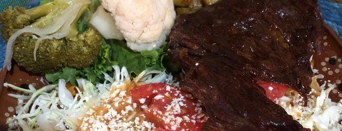 La Tradición is one of Para comer rico y barato.