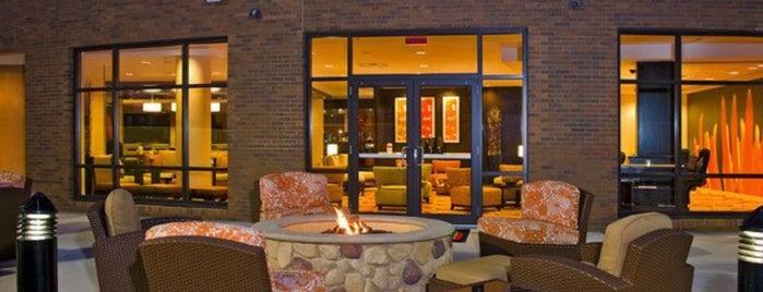 Courtyard by Marriott Newport News Airport is one of Tempat yang Disukai Shawn Ryan.