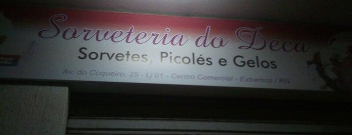 Sorveteria do Deca is one of Laercioさんの保存済みスポット.
