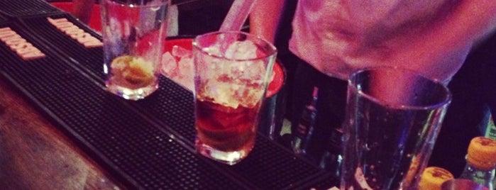 Monty's Bar & Lounge is one of London, UK 🇬🇧.
