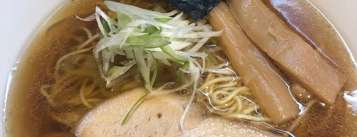 中華蕎麦きみの is one of Masahiro 님이 좋아한 장소.