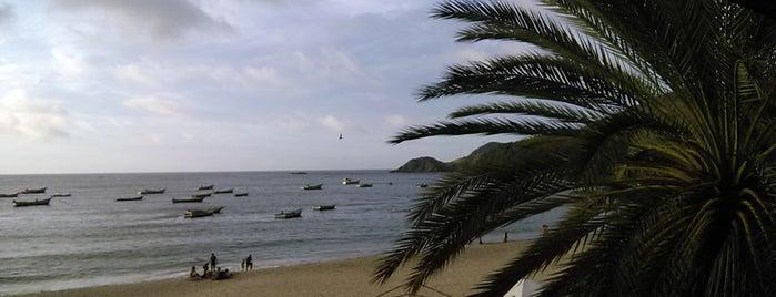 Playa Manzanillo is one of Maria'nın Kaydettiği Mekanlar.